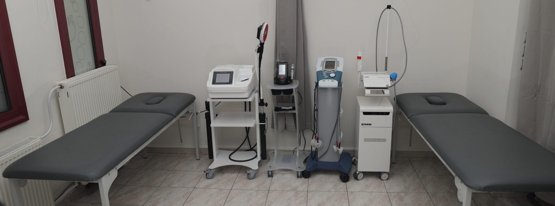 Σύγχρονα μηχανήματα που δεν προκαλούν πόνο